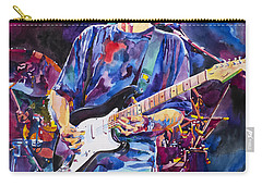 Eric Clapton Carry-all Pouches