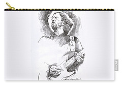 Eric Clapton Sustains Carry-all Pouch