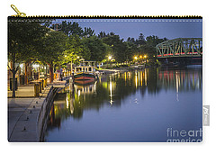 Erie Canal Shoreline Carry-all Pouch