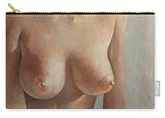 Erotic Nude Carry-all Pouch