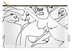 Erotik Zirkus Carry-all Pouch