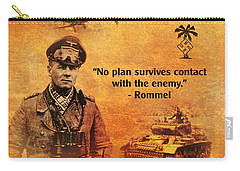 Erwin Rommel Tribute Carry-all Pouch