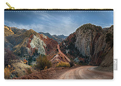 Grand Staircase Escalante Road Carry-all Pouch