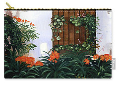 Carry-all Pouch featuring the painting Espana by Lynne Reichhart