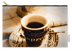 Espresso Anyone Carry-all Pouch