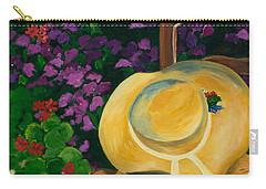 Essaigarden Carry-all Pouch by Elise Palmigiani