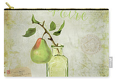 Essence Of Pear Carry-all Pouch