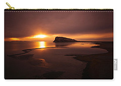 Carry-all Pouch featuring the photograph Eternal by Dustin LeFevre