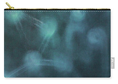 Carry-all Pouch featuring the painting Eternity In A Moment by Min Zou