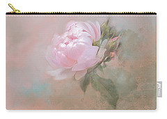 Ethereal Rose Carry-all Pouch