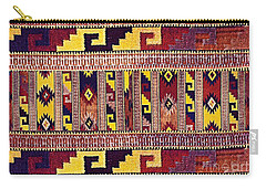 Ethnic Tribal Carry-all Pouch
