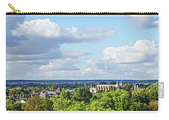 Eton College From Windsor Castle Carry-all Pouch