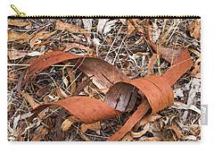 Eucalyptus Bark - Canberra - Australia  Carry-all Pouch