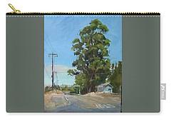 Eucalyptus Tree Near Schellville, Ca Carry-all Pouch