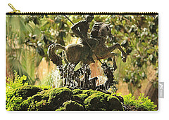 Eulalia Of Barcelona Carry-all Pouch