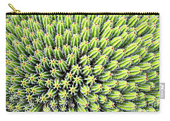 Euphorbia Carry-all Pouch by Delphimages Photo Creations