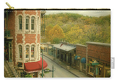 Eureka Springs Carry-all Pouch by Jill Battaglia