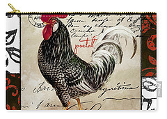 Europa Rooster IIi Carry-all Pouch by Mindy Sommers