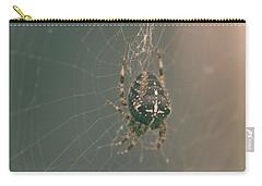 European Garden Spider B Carry-all Pouch