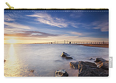 Carry-all Pouch featuring the photograph Even The Mistakes Aren't Really Mistakes At All by Edward Kreis
