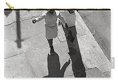 Even Your Shadow Dances On Mardi Gras Day Carry-all Pouch