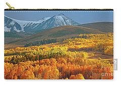 Evening Aspen Carry-all Pouch