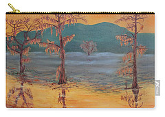 Evening On Caddo Lake Carry-all Pouch