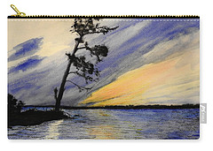 Evening At Petrie Island Carry-all Pouch