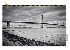 Evening At The Forth Road Bridges Carry-all Pouch