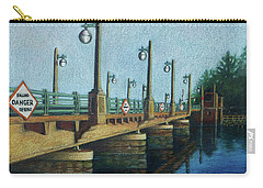 Evening, Bayville Bridge Carry-all Pouch