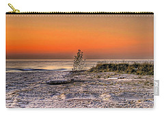 Evening Beach Glow  Carry-all Pouch