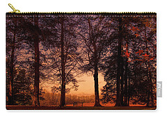 Evening Begins Carry-all Pouch