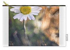 Evening Daisy Carry-all Pouch