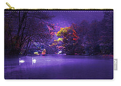Evening Falling - Bosna River Carry-all Pouch