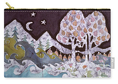 Evening In A Gentle Place Carry-all Pouch