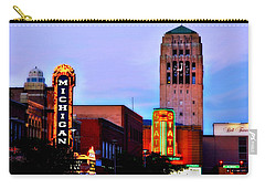 Evening In Ann Arbor Carry-all Pouch
