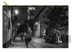 Evening In Bergheim Carry-all Pouch