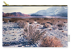 Evening In Death Valley Carry-all Pouch