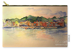 Evening In Skaneateles Carry-all Pouch