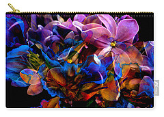 Carry-all Pouch featuring the painting Evening In Springtime by Hanne Lore Koehler