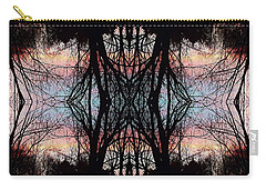 Evening Kaleidoscope Carry-all Pouch