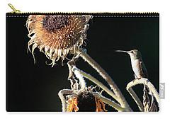Evening Perch Carry-all Pouch by Steve McKinzie