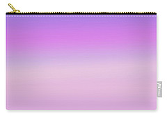 Evening Sky Abstract Carry-all Pouch by Denise Beverly