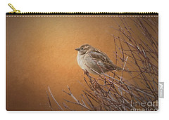 Evening Sparrow Song Carry-all Pouch