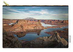 Evening View Of Lake Powell Carry-all Pouch