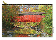 Everett Road Covered Bridge  5860 Carry-all Pouch