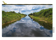 Everglades Canal Carry-all Pouch