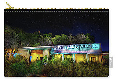 Everglades Gatorland Carry-all Pouch by Mark Andrew Thomas