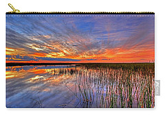 Everglades Sunset Carry-all Pouch
