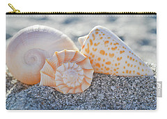 Every Shell Has A Story Carry-all Pouch